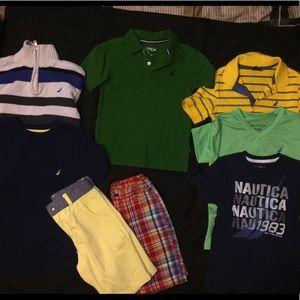 Boys Nautica Clothes